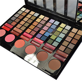 78 Colors Multifunction Special Cosmetic Palette Set - makeupsuperdeal.com | Makeup Sets | Scoop.it