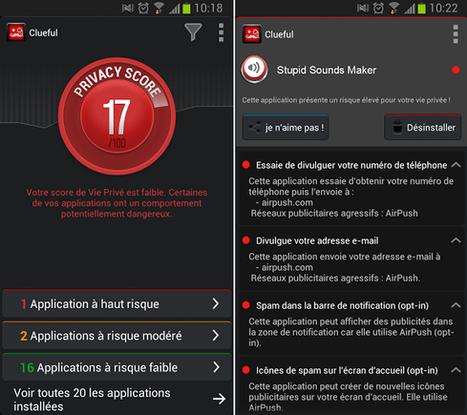 Bitdefender lance Clueful, une application gratuite pour protéger vos données personnelles | Geeks | Scoop.it