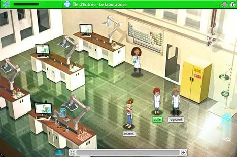 Science en jeu ... sérieux en réseau | Musiques, images et jeux en bibliothèque | Scoop.it