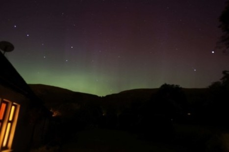 Scotland poised for Northern Lights spectacular   News   The National   My Scotland   Scoop.it