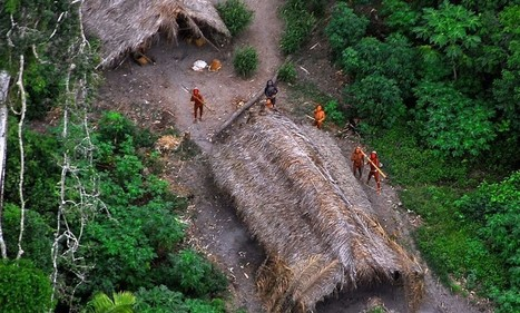 Could Google save the uncontacted tribes? Online maps monitor Amazon | IB Geography (Diploma Programme) | Scoop.it