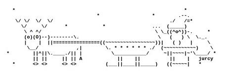 Ascii Christmas Art | ASCII Art | Scoop.it