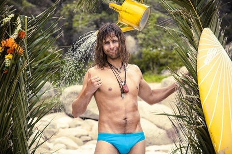 Who is that sexy hunk in the new Kauai ad? - Channel 24   Sex Marketing   Scoop.it