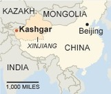 12 Are Killed in Raid by Security Forces in Western China   China   Scoop.it