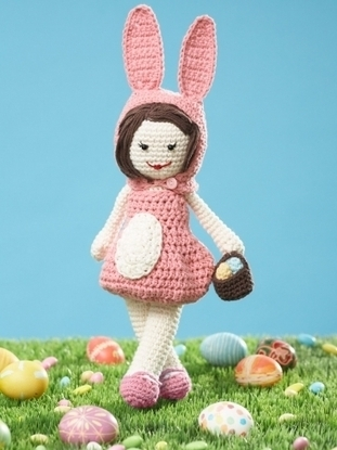 Easter Lily Doll | Needle and Hook Patterns-all free | Scoop.it