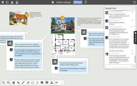 RealtimeBoard, pizarra virtual en Google Drive | TIC-i-TAC-a | Scoop.it