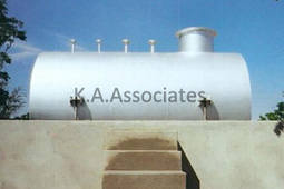 Industrial Storage Tanks - Petroleum Storage Tank Manufacturers - Under Ground Tanks - Water Storage Tanks Suppliers - Cylindrical Tank Exporters | Petroleum Storage Tanks Manufacturer | Scoop.it