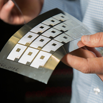 Startup Makes a New Kind of Flexible, Printed Battery | Digital Sustainability | Scoop.it
