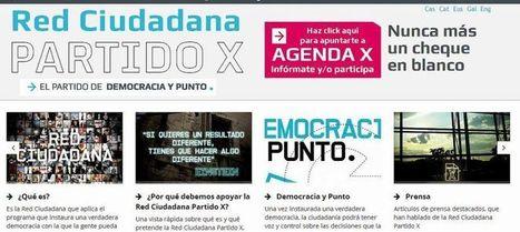El Partido X presenta un programa para salir de la crisis mirando a Europa - Noticias de España | Cosas que interesan...a cualquier edad. | Scoop.it