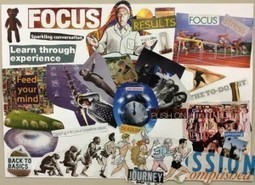 Creative leadership: New perspectives and problem solving through collage art   Visual Communication & Personal-development Through Collage   Scoop.it