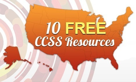 10 FREE Common Core Standards Resources You Should Know About | Common Core State Standards | Scoop.it