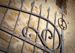 Wrought Iron Gates: Signs and Causes of Deterioration - Standguard Security Systems | Security Systems | Scoop.it