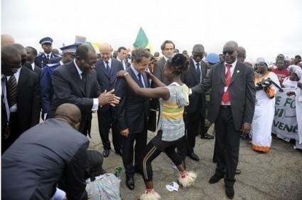 Présidentielle. Sarkozy divise la classe politique ivoirienne | Actualités Afrique | Scoop.it
