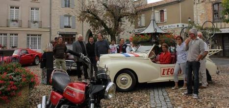 Tournon-d'Agenais. Rallye touristique | Evénements Fumel - Vallée du Lot | Scoop.it