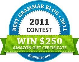 Nomination Page | Grammar Newsletter - English Grammar Newsletter | Teaching English to Young Learners | Scoop.it