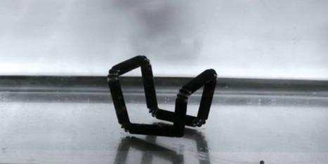 L'imprimante 3D est déjà dépassée... place à la 4D | Créativité, innovation | Scoop.it
