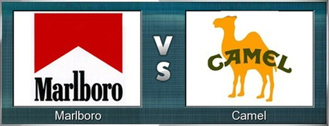 Marlboro and Camel - which is the best? | Tobacco news | Scoop.it