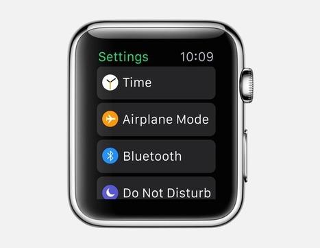 Apple Watch come attivare modalità aereo Manuale Italiano   Risparmioweb   Scoop.it