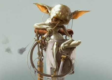 Star Wars Steampunk | Science Fiction Books | Scoop.it