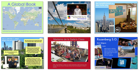 Going global with Book Creator | Ipads in early years and KS1 education | Scoop.it