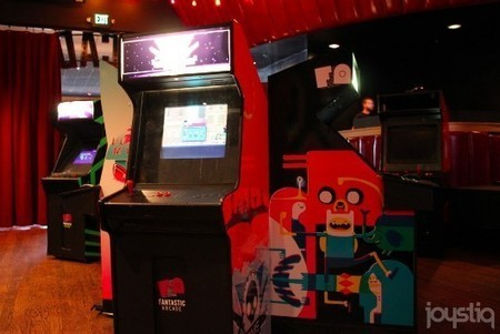 These 8 Fantastic Arcade Spotlight games get custom ... - Joystiq | Pinball & Arcade Gaming | Scoop.it
