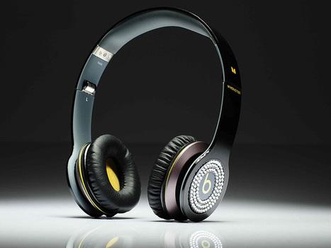 Eye-catching Monster Dr Dre Beats Solo Graphite Headphones_hellobeatsdreseller.com | Monster Beats Solo | Scoop.it