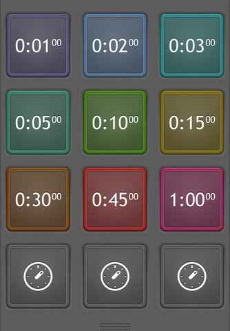 New iPhone App Timer Lessens The Time You Spend Setting Up Timers | iPads in Education Daily | Scoop.it
