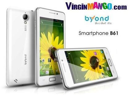 Buy Byond B61 White at 28 % Off Rs.8605 Only | Online Shopping India | Scoop.it