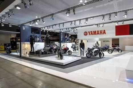 Connexia sarà presente con Yamaha Motor Italia al Motor Bike Expo Show di Verona   Innovation Cloud   Scoop.it