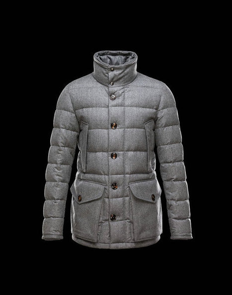 Moncler 2013 Mens Jacket Rethel Grey for Sale Online | Nike Basketball Shoes New Release | Scoop.it