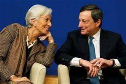 Gender balance finally adds up for ECB   European Voice   Gender, Religion, & Politics   Scoop.it