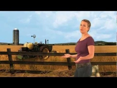 Do We Really Need Industrial Agriculture To Feed The World? (Video by Anna Lappé - 7 min) | Health Supreme | Scoop.it