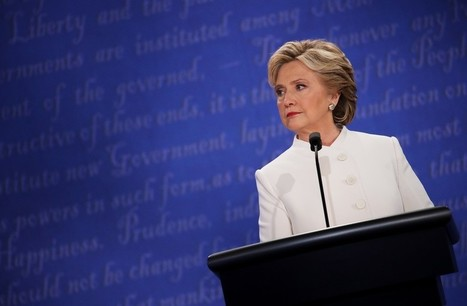 Hillary Clinton puts up her record against Trump's record and it isn't even a contest | Fabulous Feminism | Scoop.it