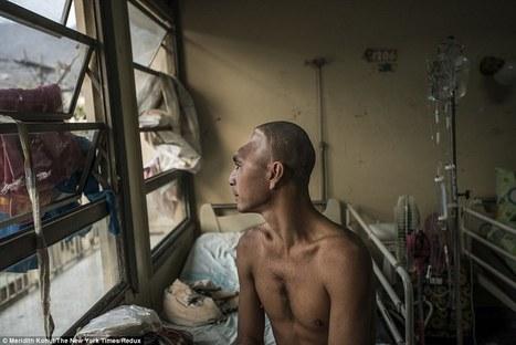 A devastating look inside Venezuela's crisis-hit hospitals | LibertyE Global Renaissance | Scoop.it