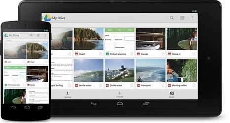 Le moteur de recherche de Google Drive supporte le langage naturel | Référencement internet | Scoop.it