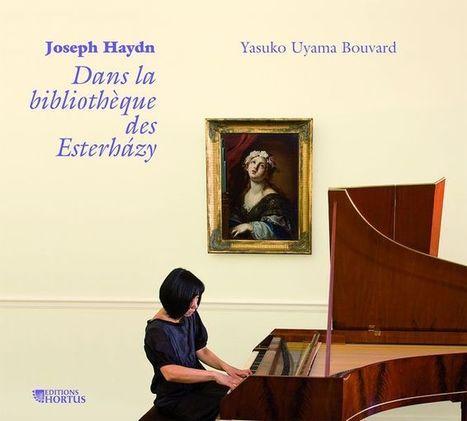Yasuko Bouvard et le pianoforte, une histoire d'amour…   FOLLE de MUSIQUE   Scoop.it