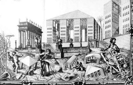 Carta per la ricostruzione della città europea - Léon Krier | urbanistica trasporti decrescita | Scoop.it