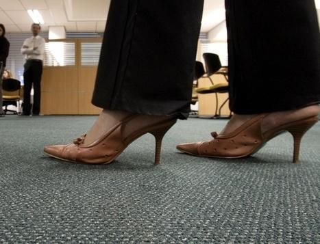 Mulheres ainda são vistas com desconfiança no mundo empresarial | Palpi Kitchen & Home | Scoop.it