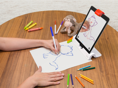A Simple iPad Add-On That Helps You Draw Flawlessly   WIRED   Edtech PK-12   Scoop.it