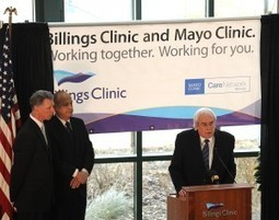 Mayo Clinic + Billings Clinic | changing healthcare | Scoop.it