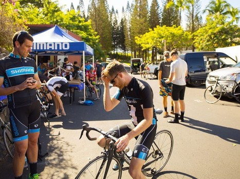 Test riding the new Shimano disc brakes … in Hawaii | Velo Notes | Scoop.it
