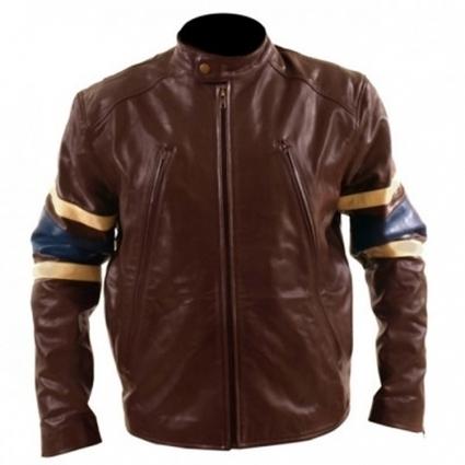 Xmen 2 BrownLeather Jacket | movie leather jackets | Scoop.it