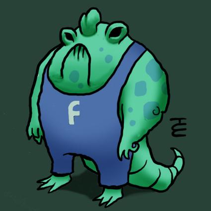 Les logos des réseaux sociaux transformés en petits monstres amusants !   Marketing digital   Scoop.it