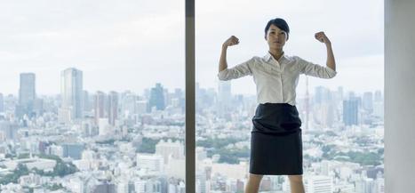 Pourquoi les entreprises dirigées par les femmes marchent mieux   Bonnes nouvelles   Scoop.it
