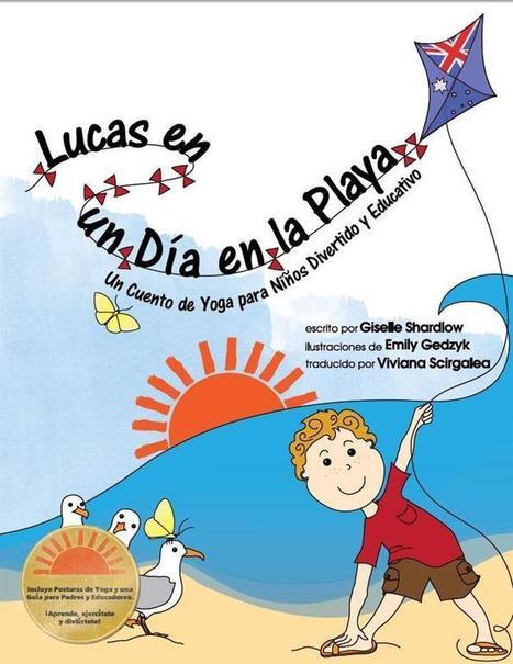 Spanish Story for Kids – Yoga with Lucas en un Día en la Playa | basic spanish class | Scoop.it