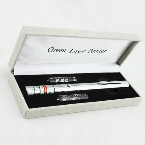 Powerful Laser Pointers - Green, Red, Blue Lasers | lasers-pen.com | Scoop.it