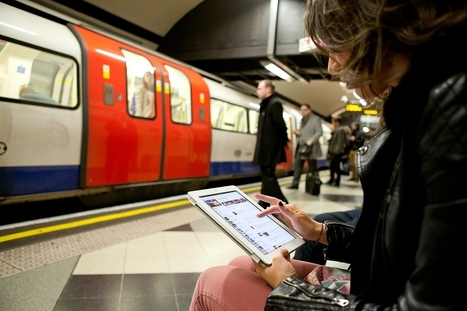 O2 will launch free London Underground WiFi service on 22 July | Business News, Views & Reviews | Scoop.it