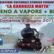 Treno a vapore + bici - Eventi - Turismo Veneto | La casa dello zio - Bed&Breakfast | Scoop.it