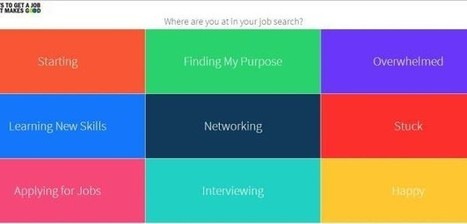 Employment Site Understands And Breaks Down The Creative Job Search - PSFK | Eduployment | Scoop.it