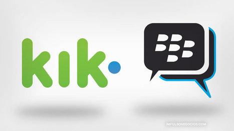 BBM & Kik Messenger se dan la mano | VIM | Scoop.it